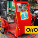Mobilizing PWDs with the First PWD-friendly Tricycle