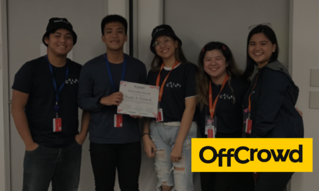 Streets to Schools by UST Nursing Student wins Innovation Award during Developh's Collab Pitch Day