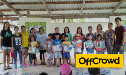 Helping Hands celebrates 1st Founding Anniversary