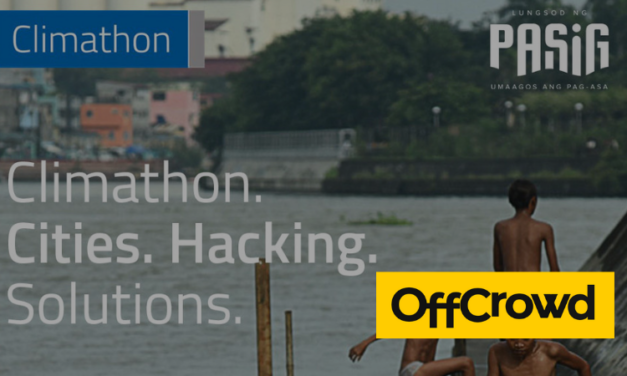 Pasig Climathon aims to find local solution for climate crisis